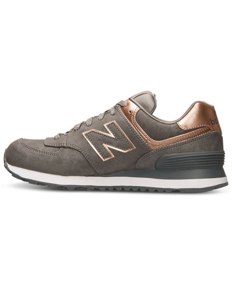 new balance s 574 precious metals casual sneakers