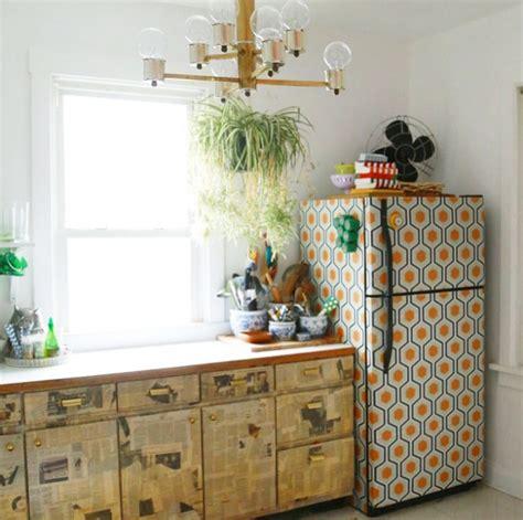 wallpaper dapur unik 7 cara kreatif gunakan wallpaper di rumah rumah dan gaya