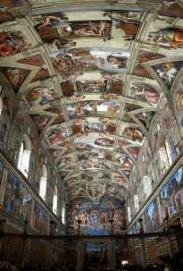 What Is Painted On The Ceiling Of The Sistine Chapel by Sistine Chapel Ceiling Wikipedia