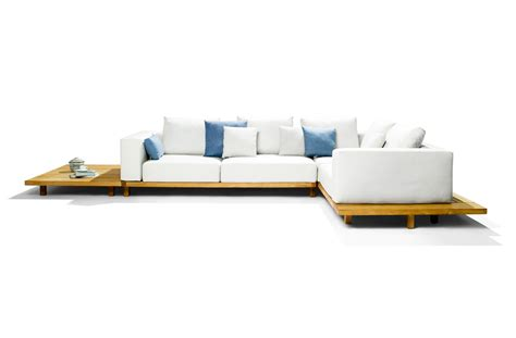 vis a vis sofa trib 249 vis 224 vis sofa high end outdoor sofa in teak
