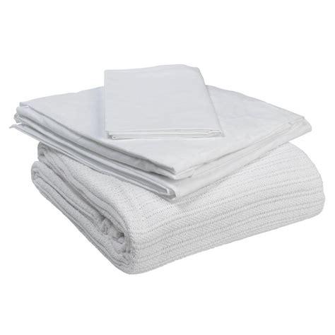 hospital bed sheets drive hospital bed bedding set 15030hbc the home depot