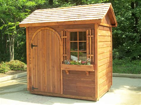 garden shed design  plans shed blueprints