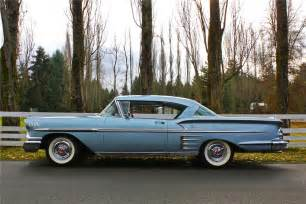 1958 chevrolet impala 2 door coupe 138283