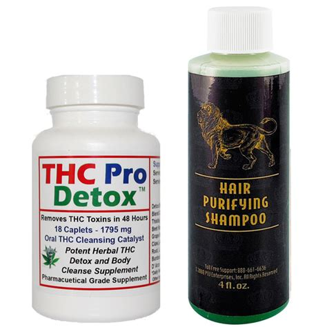 Thc Detox Supplements by Thc Detox Fast 2 Day Thc Pro Detox Plus Magnum Detox