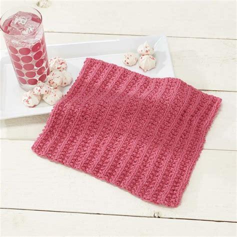 easy knit dishcloth pattern simple knit sorbet dishcloth free knitting pattern