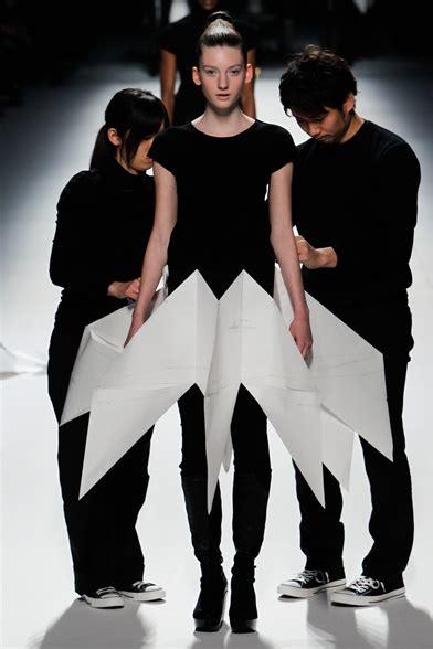 Issey Miyake Origami - issey miyake parigi fall winter 2011 2012 ready to wear