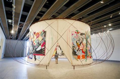imagenes instalacion artistica instalaci 243 n art 237 stica de stella y calatrava foto del d 237 a