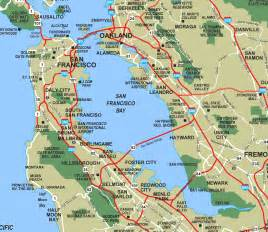 San francisco bay san francisco maps