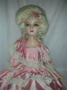bed dolls vintage pompadour style boudoir doll bed dolls from