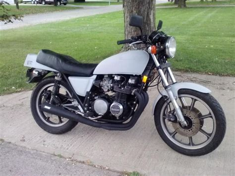 Kawasaki Kz750 For Sale by 1981 Kawasaki Kz750 E Std Model For Sale On 2040 Motos