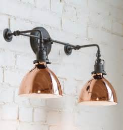 bathroom wall light fixture best 25 copper lighting ideas on copper
