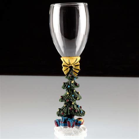 tannenbaum kerzenhalter glas tannenbaum glas trinkglas weihnachten weinglas figur x
