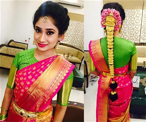 bridal hairstyles in south india bridal hairstyles 38 gorgeous looks for this wedding season