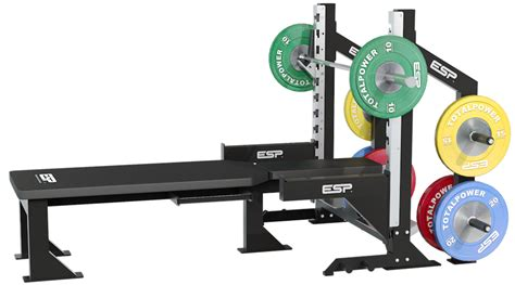 heavy bench press videos racks esp fitness