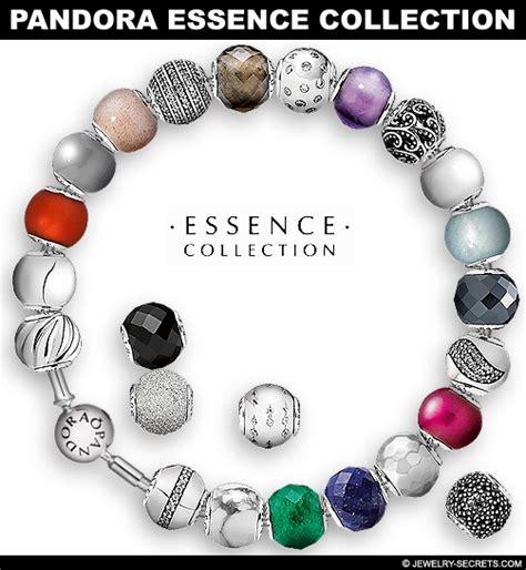 PANDORA BRACELET ESSENCE COLLECTION ? Jewelry Secrets