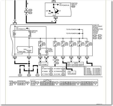 service manual pdf 2008 nissan quest electrical wiring
