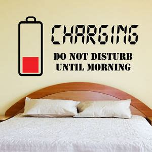wall stickers teenage bedrooms charging do not disturb wall sticker wall quote art decal teenager bedroom w132 ebay