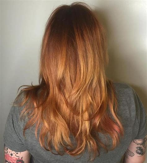 Strawberry Ombr 233 Hair Color My Hair Balayage And Balayage 1000 Ideas About Copper Hair On Copper Hair Colour Copper Hair Colors And