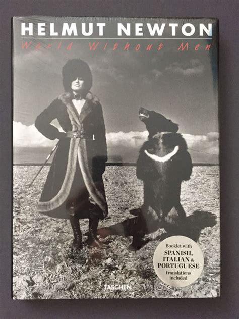 helmut newton pola woman helmut newton work world without men pola woman 3 volumes 2000 2016 catawiki