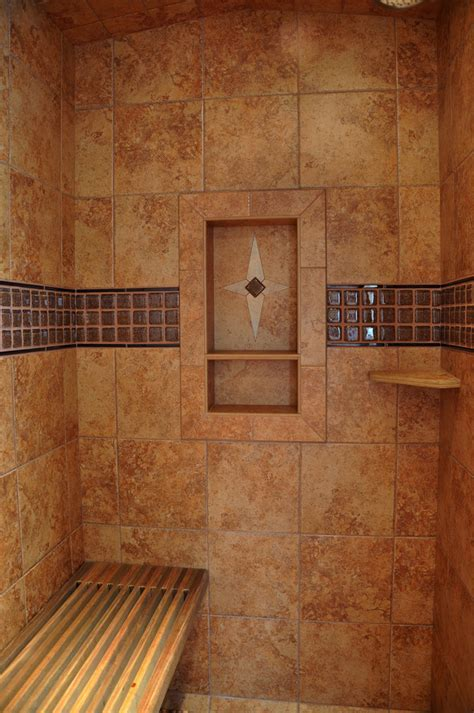 shower soap dish Bathroom Contemporary with shower soap