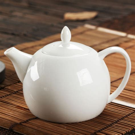 Set Teko Thai Tea Green Tea Coffe popular small white teapot buy cheap small white teapot lots from china small white teapot
