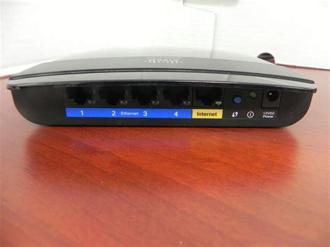 Router Wifi Cisco E1200 cisco linksys e1200 wireless n router ebay