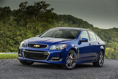 Chevrolet Automobile 2016 Chevrolet Ss Reviews And Rating Motor Trend