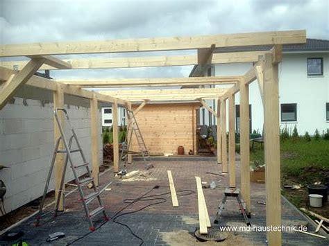 projekte carport selber bauen carport selber bauen bauplan anleitung carport selber