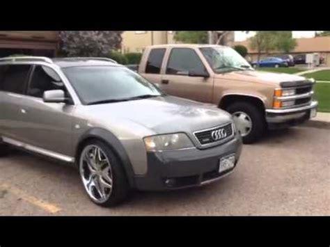 Audi A6 Allroad Felgen by Audi Allroad 2001 On 22 Quot Rims