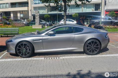 Aston Martin Db9 Bond by Aston Martin Db9 Gt 2016 Bond Edition 28 August 2016