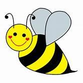 Cute Bumble Bees Clip Art Cute bumble bee sculpture cutout photo ...