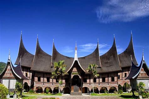makna dibalik keunikan bentuk dari rumah gadang asal sumatera barat indonesia alam pedia