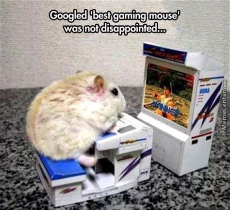 gaming mouse  fadood meme center