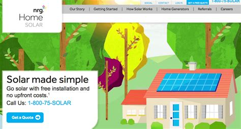 nrg home solar reviews real customer reviews