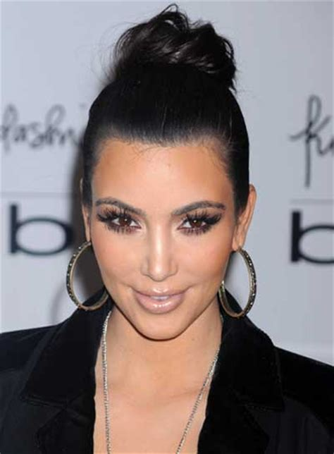 kim kardashian hairstyles 2010 long curly chic hairstyles beauty riot