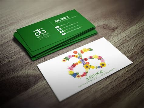 Arbonne Images For Business Cards 7 best arbonne business cards images on