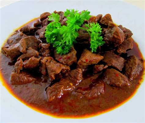 Makanan Di Coffee Toffee Padang secret recipe beef rendang home cooked food recipes secret recipe beef rendang
