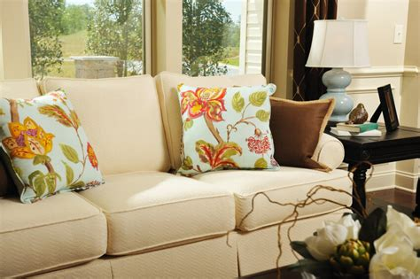 pillows on sofa 35 sofa throw pillow exles sofa d 233 cor guide