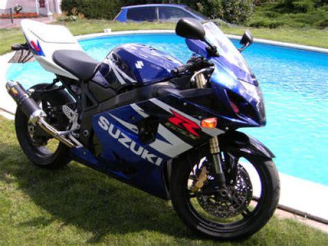 Motorrad Versicherung Gedrosselt by Suzuki Gsx R600 K4 Baujahr 04 Ez 08 05 Nur 7500km