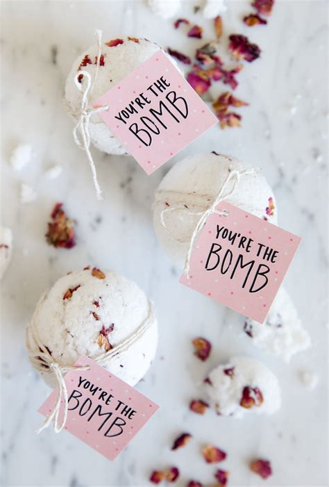 valentines bath bombs skip the spa with these s day bath bombs