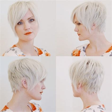 front and back hair cuts for 55 plus women 21 lovely pixie haircuts perfect for round faces short