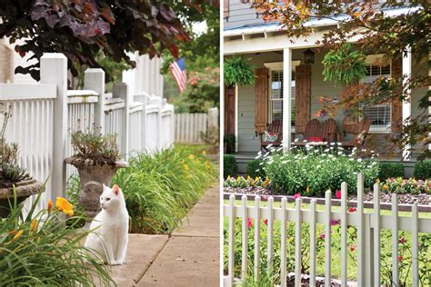 charming cottage fences the cottage journal