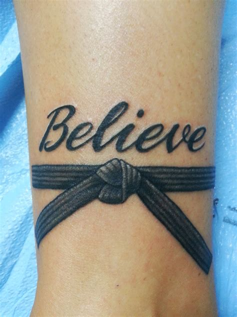 my new tattoo when we did boot camp for our black belts