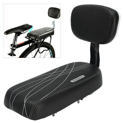 large bicycle seat cover bikight black bicycle comfort gel bike seat pad cushion