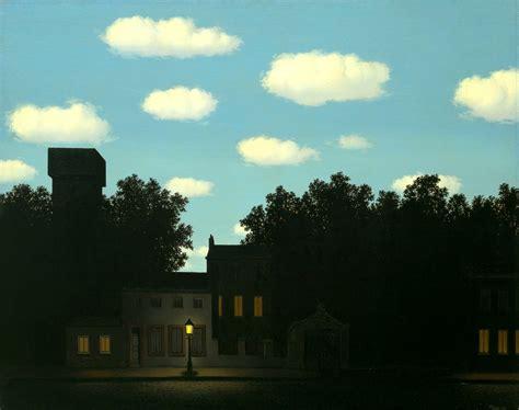 magritte world of art 0500201994 l empire des lumi 232 res 1953 1954 ren 233 magritte 1898 1967 flickr