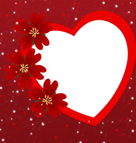 valentines picture frames valentines day frame png photo png arts