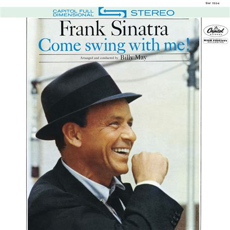 sinatra come swing with me come swing with me highresaudio