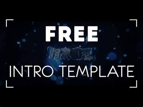 intro templates for photoshop intro template 52 fine ae c4d sync 60fps velosofy