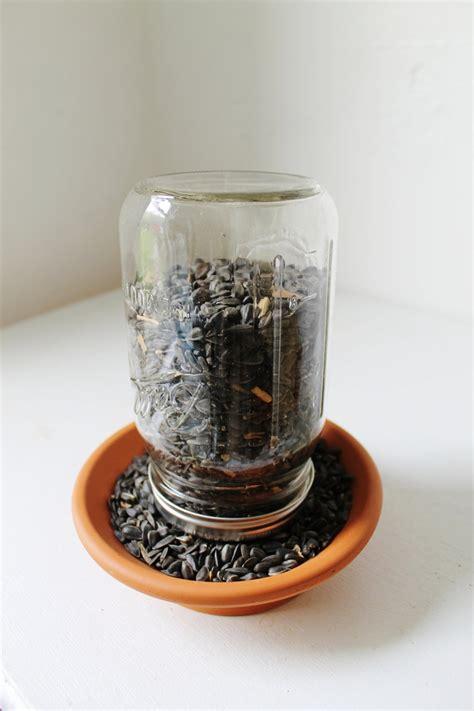 How To Make Jar Bird Feeder jar bird feeder craft activity ideas