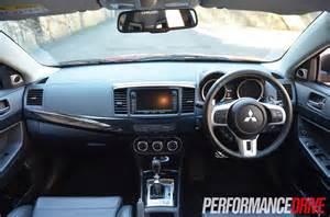 Mitsubishi Evo X 2014 2014 Mitsubishi Lancer Evolution X Mr Review